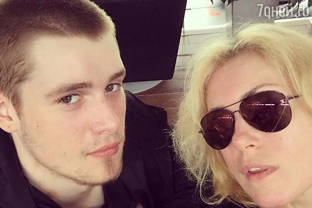 Мария Шукшина и Макар Касаткин