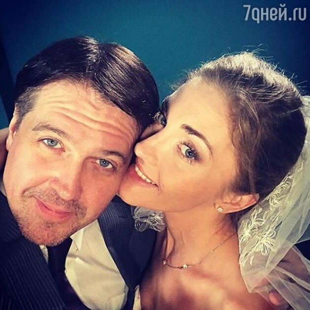 Денис Матросов и Анна Казючиц