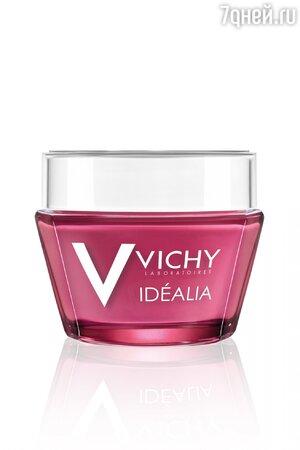 Дневной крем-уход для сухой кожи Idealia, Vichy