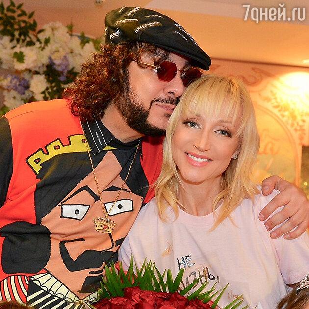 Филипп Киркоров и Кристина Орбакайте