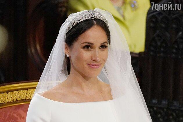 Россиянки посчитали макияж Меган Маркл идеальным вариантом для свадьбы